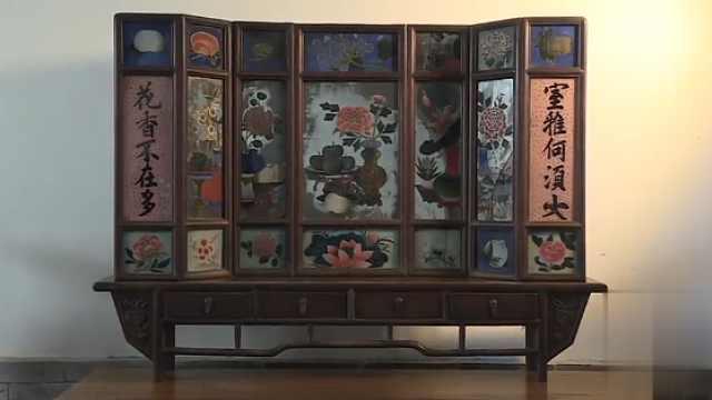 辽阳县木雕技艺技法独特、展现民俗