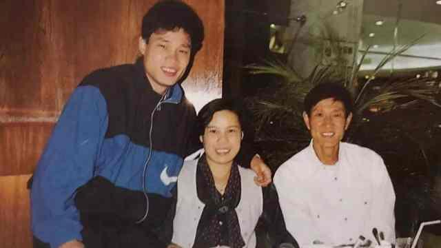 范志毅父亲去世,曾是上海青训之王