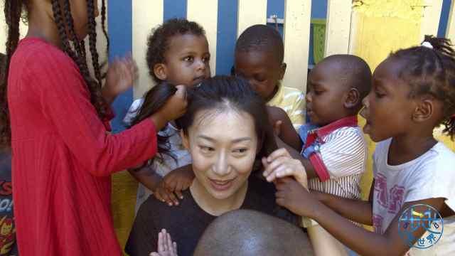 隐藏在以色列市场的非洲社区幼儿园