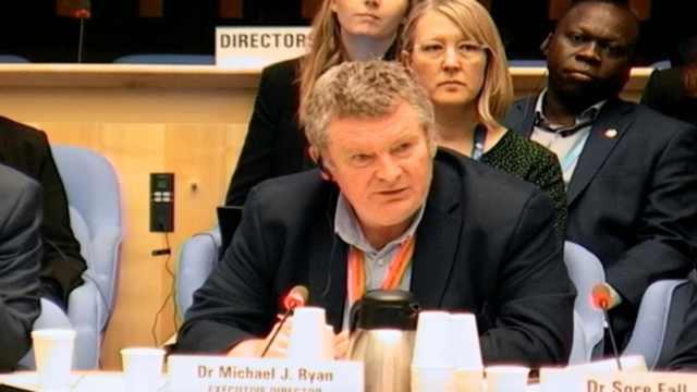 世卫组织谴责与疫情相关的歧视行为