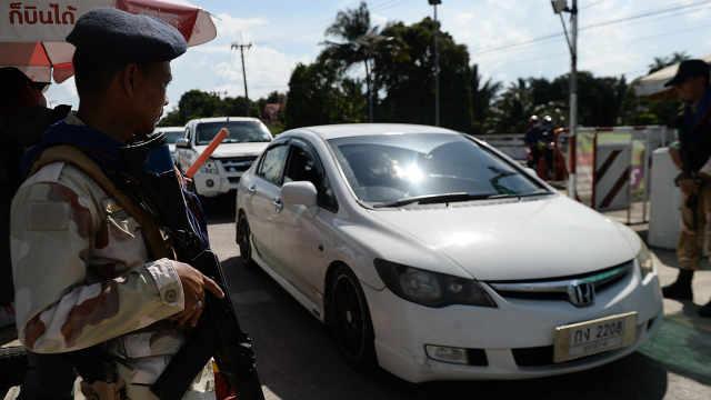 泰国发生枪击案,已致至少10死多伤