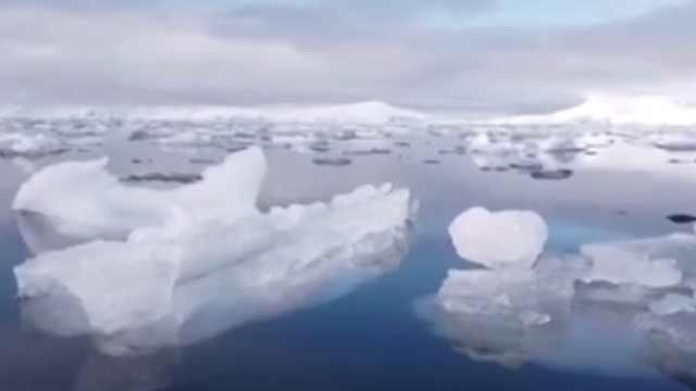 南极温度达18.3度,创历史新高