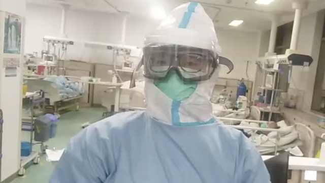 女医生援鄂第1夜,救回3名危重病人