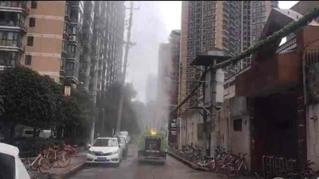 武汉每日两次全域消杀