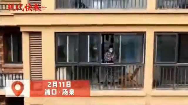 无人机红外测温,南京浦口硬核防疫