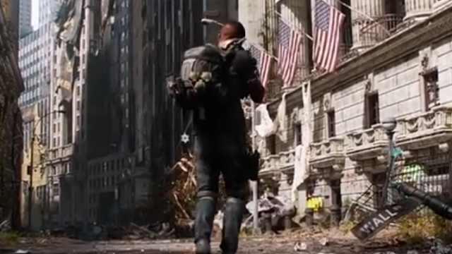 《全境封锁2》全新DLC宣传片