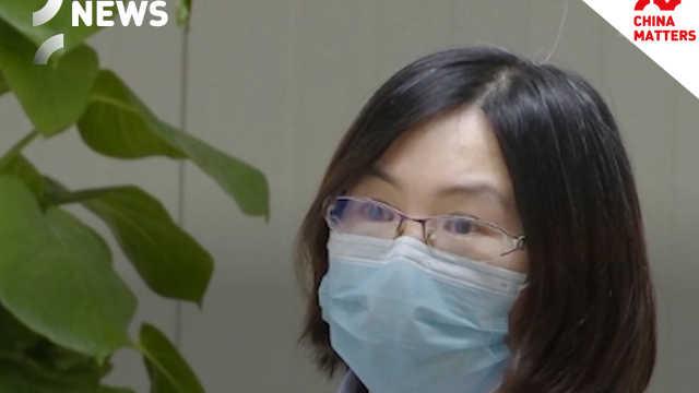 三位至亲感染新冠肺炎,她仍在坚持