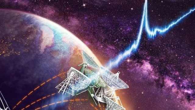 太空发出神秘信号!每隔16天1次