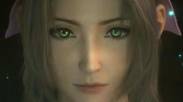 《最终幻想7 重制版》游戏开场动画