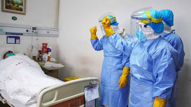 非洲首例!埃及确诊一新冠肺炎患者