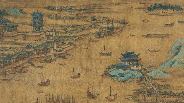 武汉大历史:从三镇到九省通衢