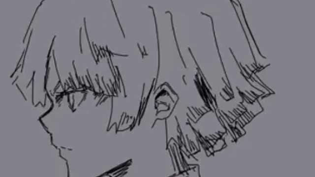 《鬼灭之刃》自主制作的同人动画