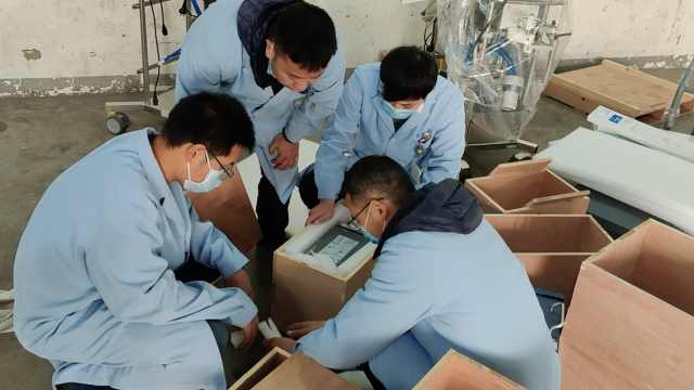 华西医院3台ECMO援鄂,全国仅400台