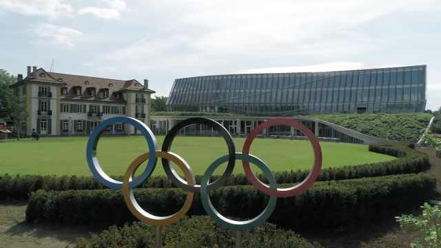 IOC回复梨视频:和世卫组织交流中