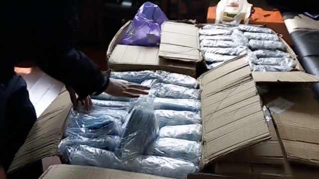 四川收缴200万假口罩,文具店也在卖