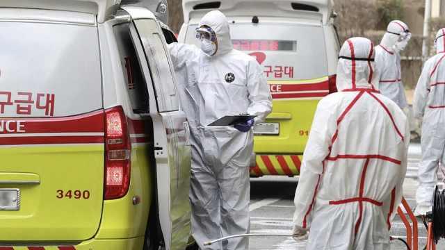 大邱女性居家隔离死后被确诊感染