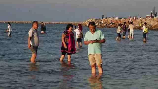 山东龙口滨海度假区,来这养老度假