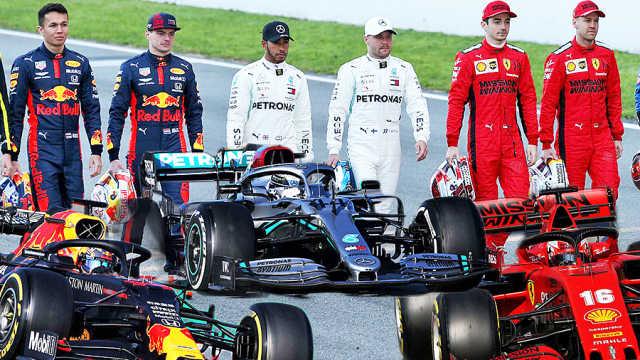 F1三大车队谁在暗度陈仓?