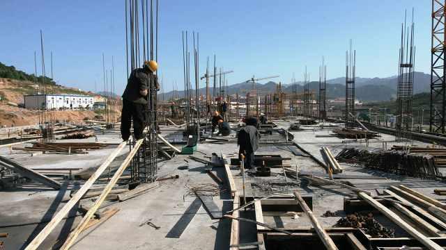 这7个省发布25万亿的基建计划