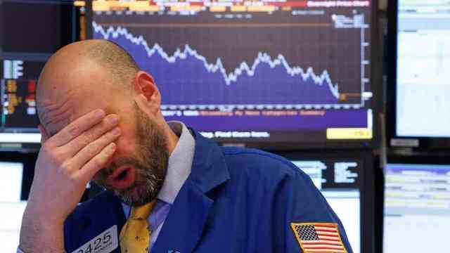 美股暴跌!美联储非常规降息