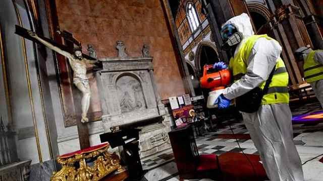 意大利关闭全国电影院剧院和博物馆