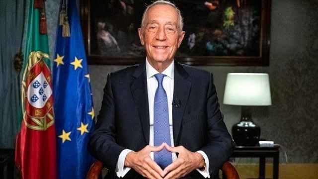 葡萄牙总统将主动接受2周隔离