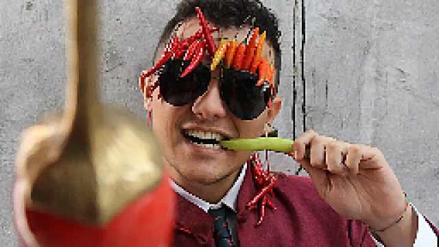 外国人眼中的中国节气时令美食