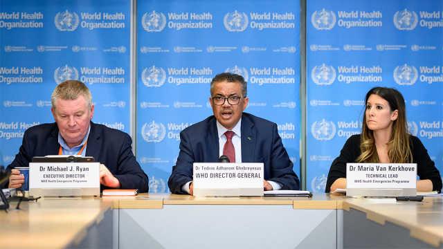 WHO:新冠肺炎已具有大流行特征