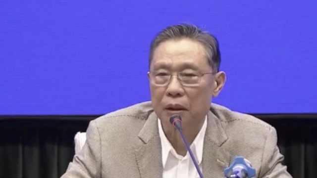钟南山谈用机器人采样:更安全规范