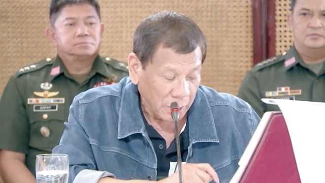 菲律宾总统宣布:马尼拉紧急
