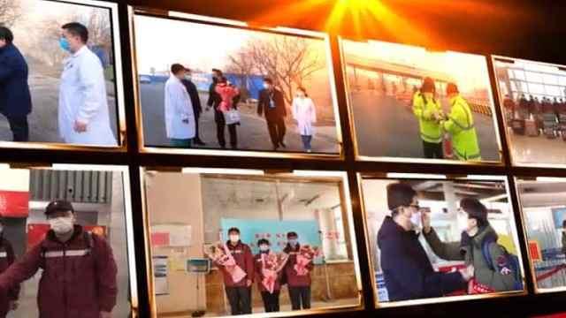 歌曲《回家的路》北辰区文化馆