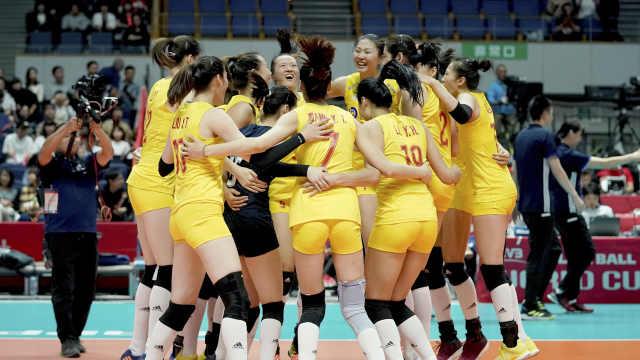东京奥运排球测试赛取消,中国女排或零热身备战奥运