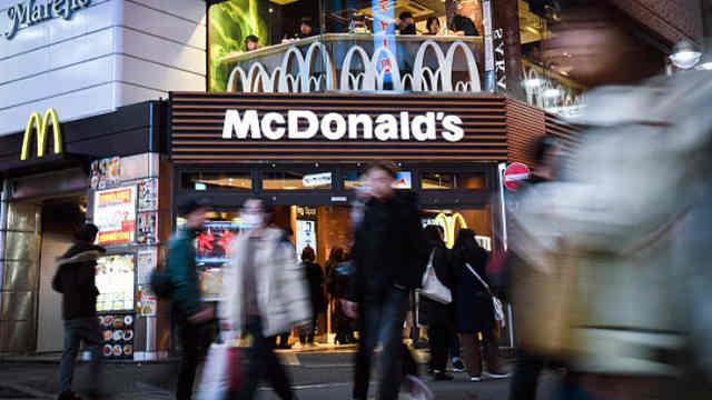 麦当劳星巴克关闭部分美国餐厅,仅提供外带和外送服务