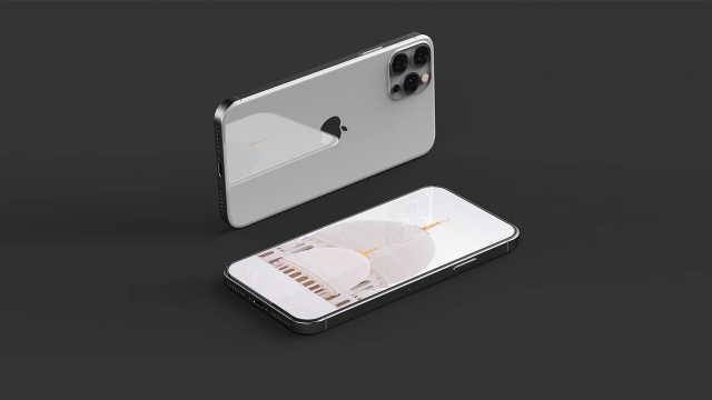 5.4英寸iPhone 12曝光几乎没有刘海