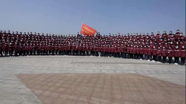 三峡大坝首次接待福建援鄂274名医护,他们疫线战斗36天