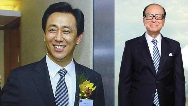 胡润:全球房地产富豪前三都来自中国,许家印再次登顶