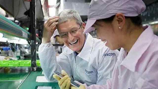 富士康已有足够工人,iPhone12或按原计划推出