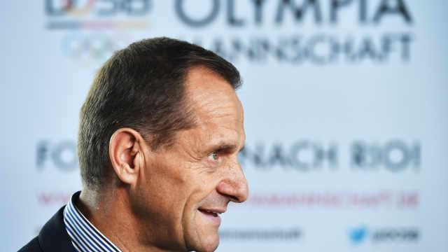 德国奥委会主席自我隔离,其子确诊感染:一周前有过接触