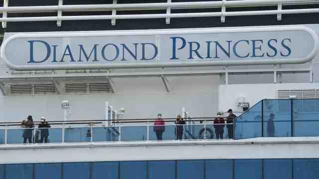 CDC报告:钻石公主号清舱后病毒续活17天,18%感染者仍无症状