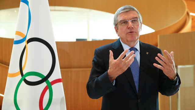 奥运官宣延期一年后,巴赫承认曾谈论并考虑过取消东京奥运