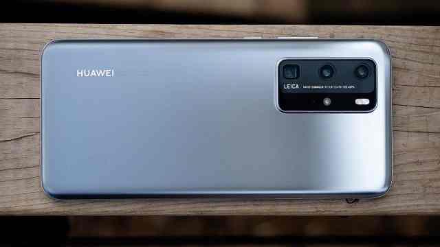 华为P40系列手机全部亮点,最高售价超万元,买吗?