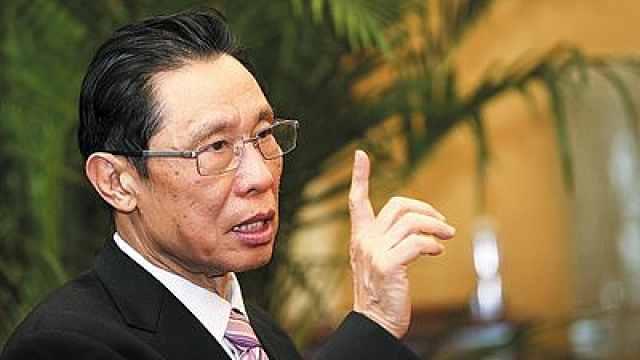 钟南山建议保持防疫,防止第二波疫情高峰