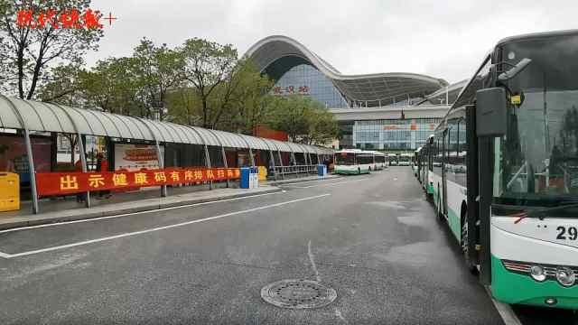 28日起武汉各大火车站恢复客运