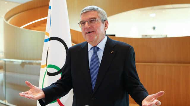 巴赫揭紧急开会推迟奥运全过程:220名运动员代表无人支持取消