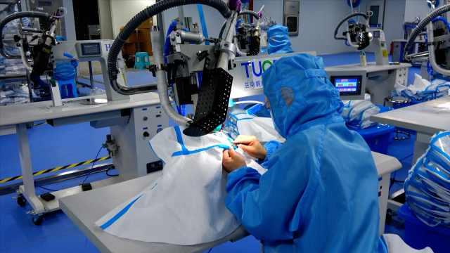 河南一企业向国外捐500万医疗物资:感谢他们之前的援助