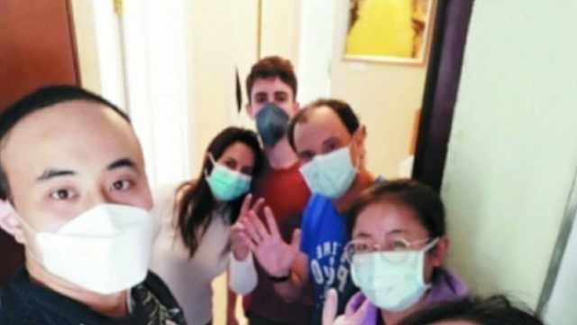 南京回应为外籍居民提供暖心服务:对待中外居民一视同仁