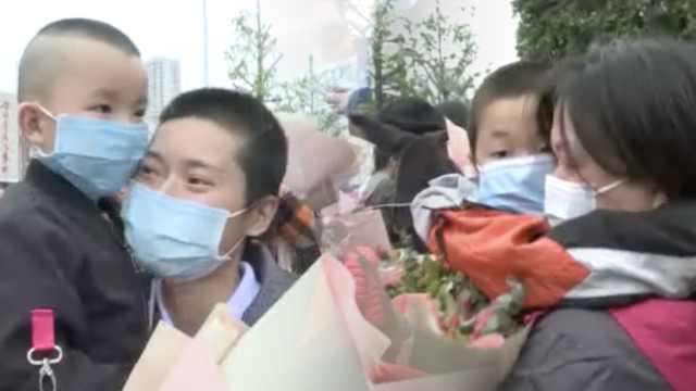 回家团聚!重庆援鄂医疗队47人结束14天休整,曾救治216患者