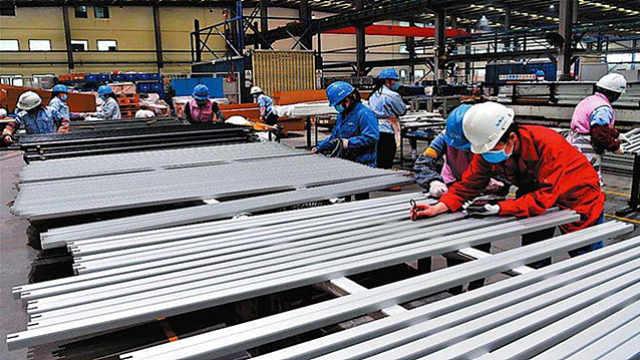 复工复产明显加快!3月我国制造业PMI回升至52%