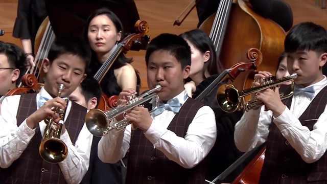 70个自闭症儿童组乐团,如今他们登上了世界舞台