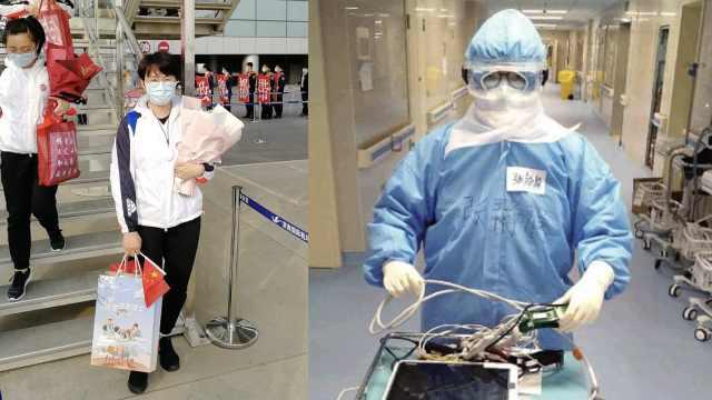 山东一名援鄂护士隔离期满后突发心脏骤停,医院正全力抢救